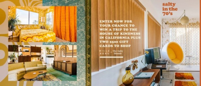 Billabong Trip To House Of Kindness In Yucca Valley Sweepstakes