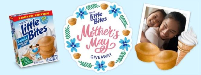 Bimbo Bakeries USA Entenmann Little Bites Mothers Giveaway