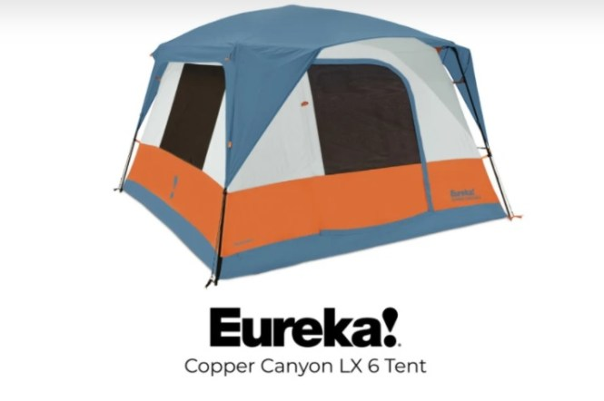 Campman Shelter For Six Giveaway