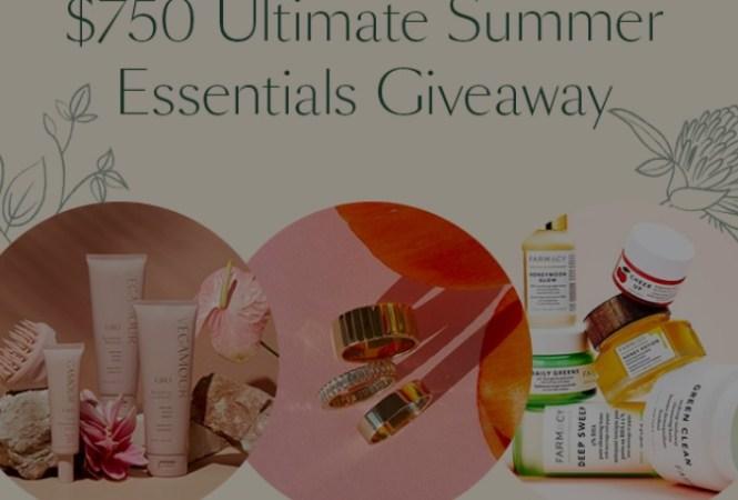 Vegamour Ultimate Summer Essentials Giveaway