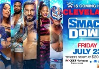 WWE Smackdown LIVE Contest