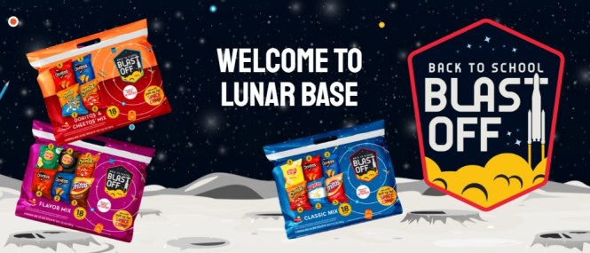 Frito-Lay Back to School Sweepstakes