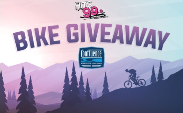 HITS 99.9 Confluence Brewing Bike Giveaway