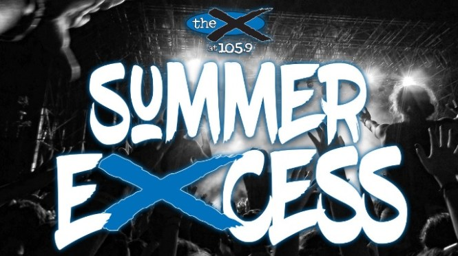 X Summer Excess Modest Mouse Sweepstakes
