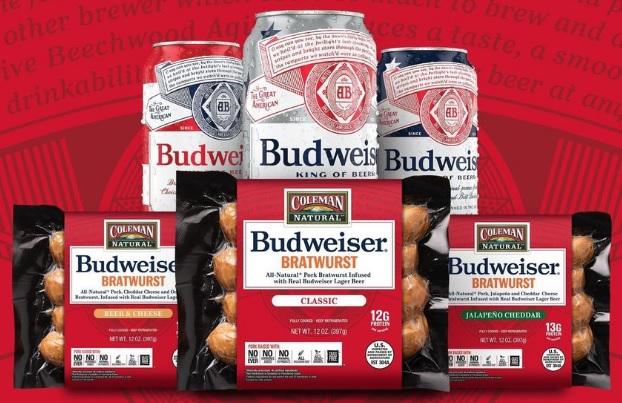 Budweiser Brat Day Giveaway