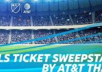 AT And T THANKS Major League Soccer Ticket Sweepstakes