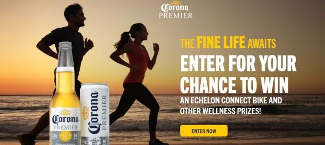 Crown Imports Corona Premier Wellness Sweepstakes