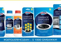 GetGlistenClean $1000 Amazon Gift Card Giveaway