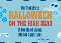 Halloween On The High Seas Sweepstakes