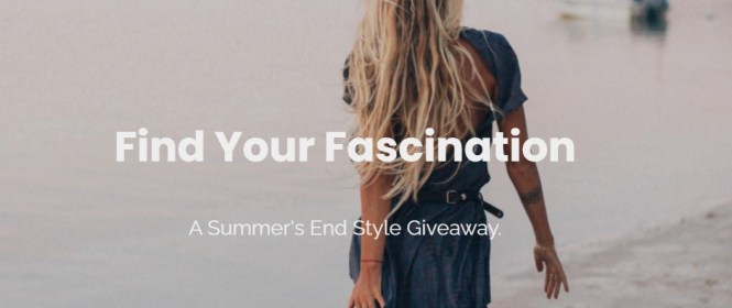 Italist A Summer End Style Giveaway