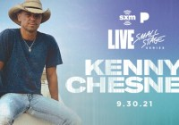 Siriusxm Small Stage Series Kenny Chesney Sweepstakes