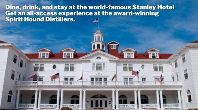Spirit Hound Distillers Colorado Whisky Experience Sweepstakes