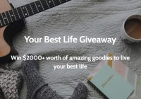 Tiny Rituals Your Best Life Giveaway
