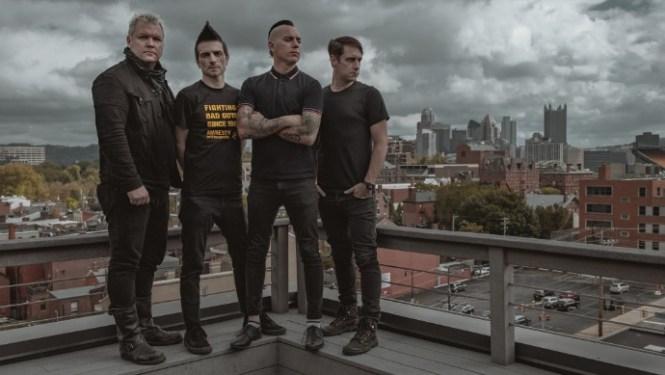 iHeartMedia Entertainment Anti-Flag Sweepstakes