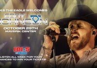 Cody Johnson Ticket Giveaway