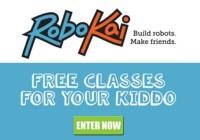 Robokai Robotics Classes Contest