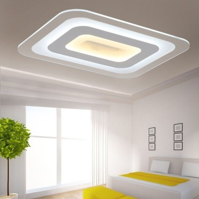 Wish   Modern Led Ceiling Lights For Indoor Lighting plafon led     Wish   Modern Led Ceiling Lights For Indoor Lighting plafon led Square  Ceiling Lamp Fixture For Living Room Bedroom luminaria teto