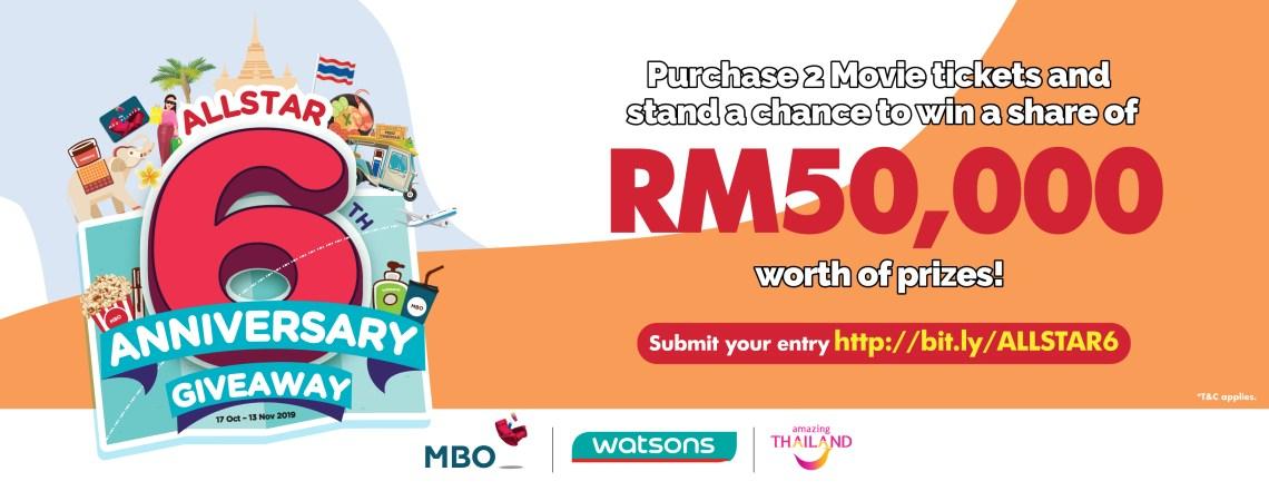 Watch Movies At Mbo Cinemas You Could Win A 3d2n Trip To Bangkok