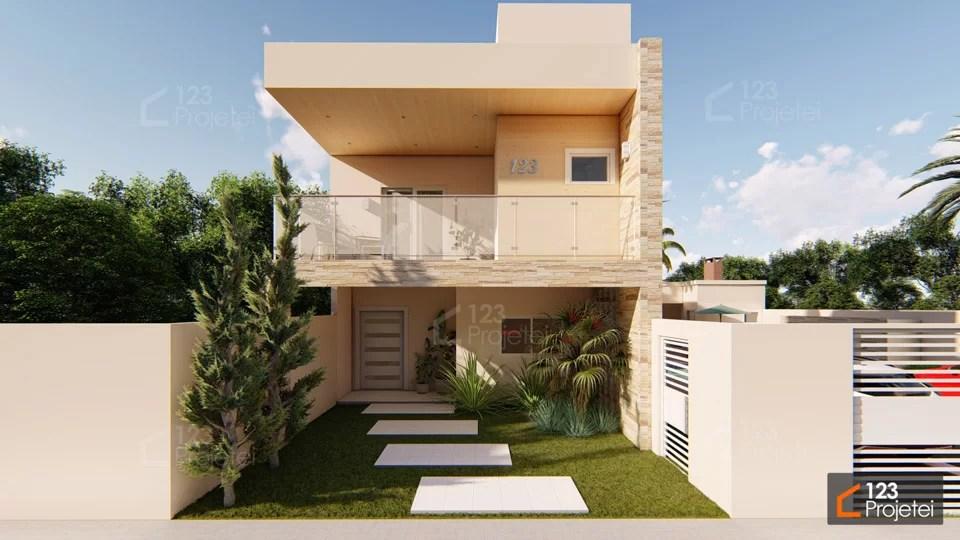 Read more about the article Querendo construir casa ou sobrado no Ceará? Conheça 4 projetos nossos no estado