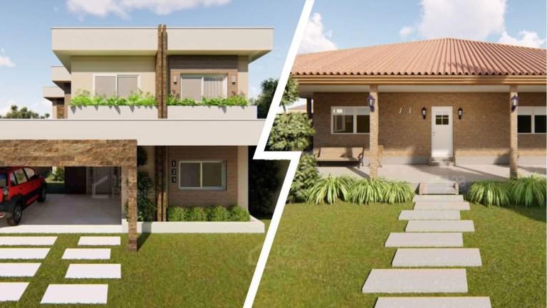 Read more about the article Casa térrea ou sobrado? Saiba o que priorizar na hora de decidir!