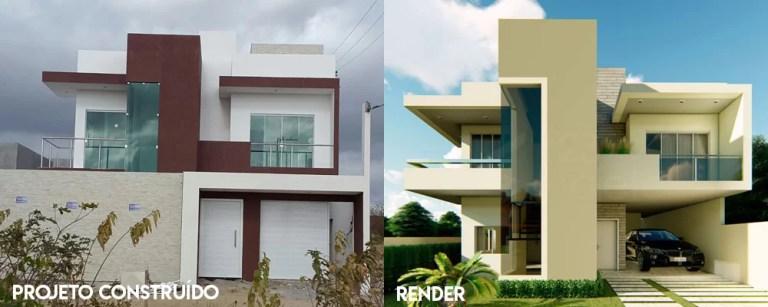 Read more about the article Construção de casas com projetos da 123Projetei!