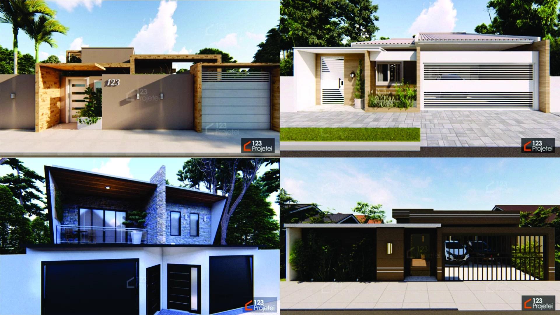 Read more about the article Entrada da Casa: Muros, Portões e Garagem