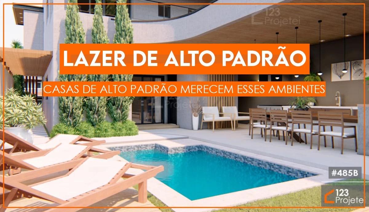Read more about the article Lazer de Alto Padrão