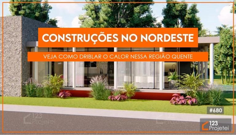 Read more about the article Construção no Nordeste – como driblar o calor