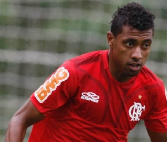 Treino Desta Quarta Feira Pode Ter Sido O Ultimo Do Volante Kleberson Pelo Flamengo