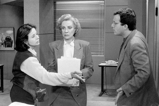 bebeabordo - Morre a atriz Márcia Real, veterana da televisão, aos 90 anos