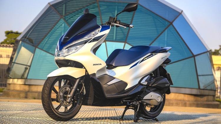 Honda PCX Sport 2022 - Press Release - Press Release