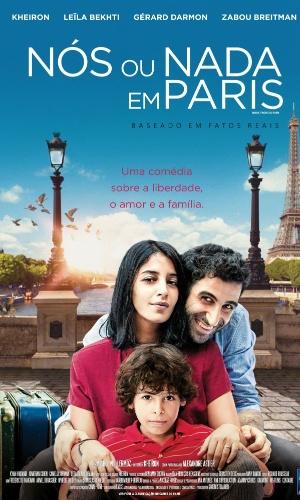 Poster do filme Nós ou Nada em Paris