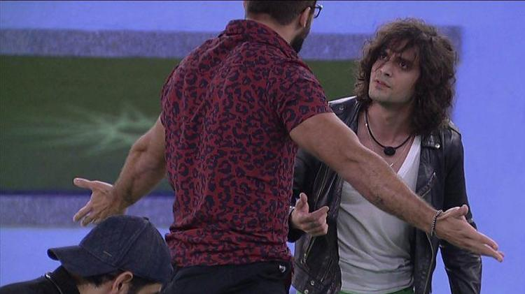 BBB 21: Fiuk and Arthur fight in dynamics - Playback/Globoplay - Playback/Globoplay