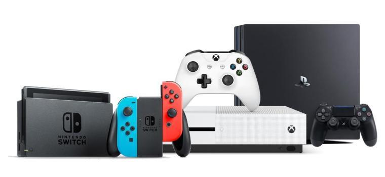 Resultado de imagem para consoles