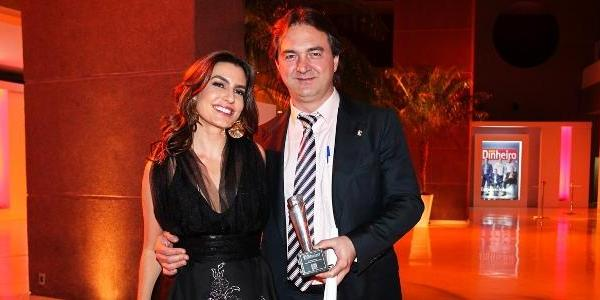 A apresentadora Ticiana Villas Bôas e seu marido, o empresário Joesley Batista