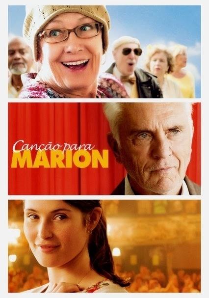 Poster do filme Canção para Marion