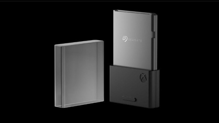Xbox Series S and X SSD Seagate - Release/Microsoft Central - Release/Microsoft Central