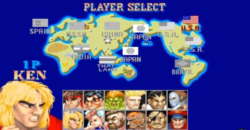 """Qual era o lutador mais apelão de """"Street Fighter II""""? - 17/07 ..."""
