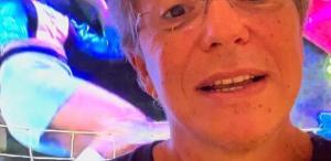 Boninho publica vídeo after party como Dummy