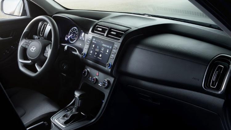 Interior Hyundai Creta Comfort 2022 - Press Release - Press Release
