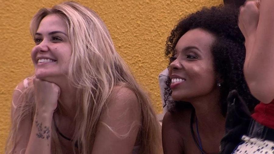 BBB 20: Marcela fala sobre enfrentar o machismo - Reprodução/Globo