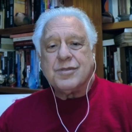 """Antônio Fagundes no """"Que História É Essa, Porchat?"""" - Reprodução/vídeo"""