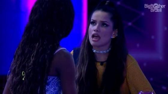 BBB 21: Camilla e Juliette falam sobre Fiuk - Reprodução / Globoplay - Reprodução / Globoplay