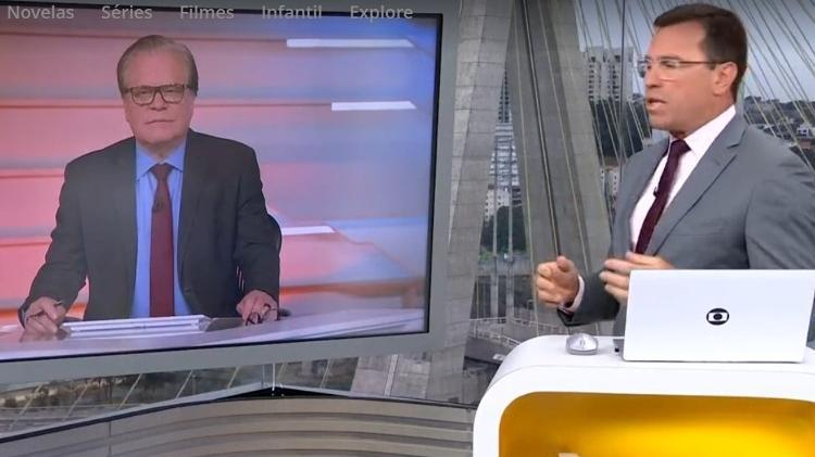 Bocardi - Playback/TV Globo - Playback/TV Globo