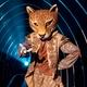 "Jaguar of ""The Masked Singer Brazil"" - Kelly Fuzaro/Globo"