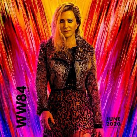 Barbara Minerva (Kristen Wiig) em Mulher-Maravilha 1984 - Reprodução/Instagram - Reprodução/Instagram