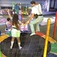 BBB 21: Juliette and Gil have fun on the trampoline - Reproduction / Globoplay