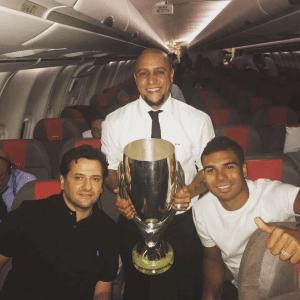 """Copa do Mundo 2018: Diretor amigo de Ronaldo lidera """"novo Real"""" em ..."""