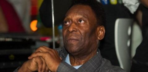 Resultado de imagem para Pelé, hoje