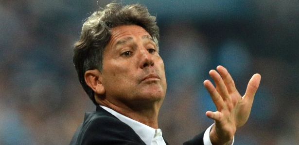 Resultado de imagem para Renato Gaúcho, hoje no Grêmio